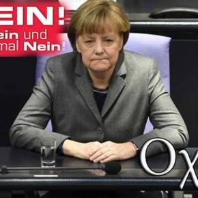 Η Μέρκελ απέκλεισε την ελάφρυνση του χρέους για τηνΕλλάδα