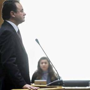 Είναι να γελάει κανείς… «Είμαι αθώος» δηλώνει ο κατηγορούμενος, Γιώργος Παπακωνσταντίνου στο ΕιδικόΔικαστήριο
