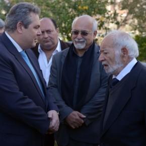Σε ποια συνάντηση στην Κύπρο έκλαψε ο Καμμένος καιγιατί