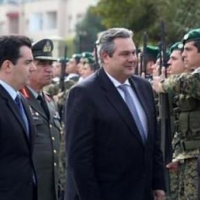 «Ψήφος εμπιστοσύνης» Καμμένου στον «άξονα» Ελλάδας Κύπρου ΙσραήλΑιγύπτου