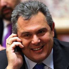 Μεγαλοεπιχειρηματίας σε Πάνο Καμμένο: Αν δεν φέρεις τον γιο μου πίσω στην ΑθήναΤΕΛΕΙΩΣΕΣ