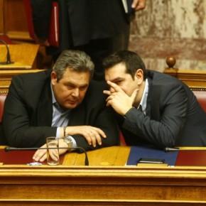 ΣΥΡΙΖΑ ή ΑΝΕΛ το «πάνω χέρι» στην Άμυνα – Το ραντεβού της Τετάρτης με Τσίπρα θα δώσειαπάντηση