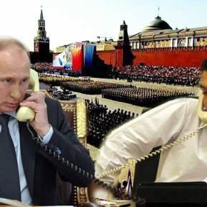Β.Πούτιν και Α.Τσίπρας θα παρακολουθήσουν μαζί στις 9 Μαΐου στην Κόκκινη Πλατεία την παρέλαση για τη νίκη κατά τηςΓερμανίας!