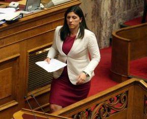 Με ψήφους-ρεκόρ η Ζωή Κωνσταντοπούλου νέα Πρόεδρος τηςΒουλής