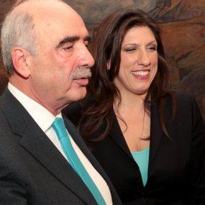 Βουλή: Με αιχμές προς την «γαλάζια» ηγεσία παρέδωσε ο Μεϊμαράκης στην Κωνσταντοπούλου Εκθείασε την ομιλία της, ενώ η ΝΔ διέρρεε την δυσφορία της χαρακτηρίζοντάς την«κομματάρχη»