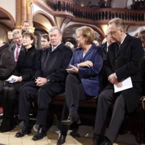 Η Α.Μέρκελ φορολογεί την χριστιανική πίστη – Χιλιάδες χριστιανοί εγκαταλείπουν τιςεκκλησίες