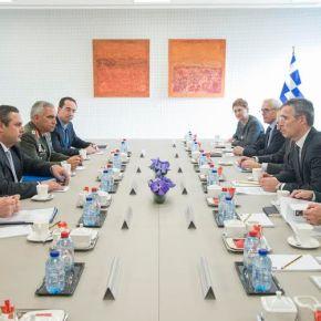 Επαφές κορυφής στο ΝΑΤΟ για τον Πάνο Καμμένο(ΦΩΤΟ)
