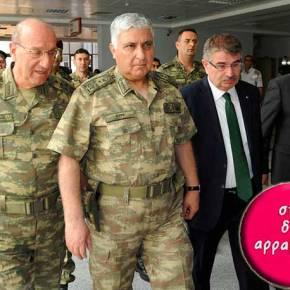 Τουρκία :«Στρίβειν δια του αρραβώνος» για την αποστολή δυνάμεων στην δύναμη Ταχείας αντίδρασης τουΝΑΤΟ