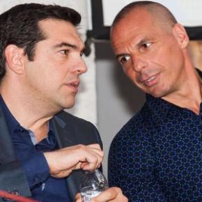 Γιατί οι υπουργοί της νέας ελληνικής κυβέρνησης δεν φορούν γραβάτα; Σκίτσο της L'Echo δίνει τηναπάντηση