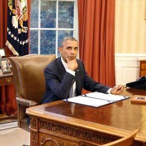 «Ελληνική» παρέμβαση Ομπάμα με μήνυμα προς τη Μέρκελ: «Δεν μπορείς να πιέζεις συνέχεια τους λαούς με τη λιτότητα»!(βίντεο)