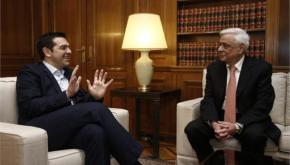 Παυλόπουλος: «Δεν περίμενα την πρόταση για τηνΠροεδρία»