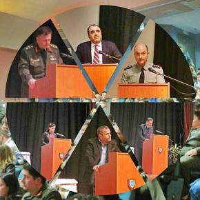 Συγκλονίζουν οι αποκαλύψεις στην ημερίδα της 88 ΣΔΙ Λήμνου. (Βίντεο αποσπάσματα και ολόκληρη η ομιλία του Ταξίαρχου ΜανώληΣφακιανάκη)
