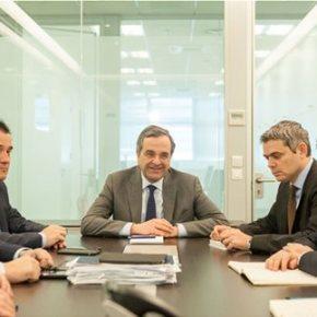 Συνεδρίασε το άτυπο Πολιτικό Συμβούλιο της ΝΔ Αντώνης Σαμαράς: Στενεύουν τα χρονικά περιθώρια, ελπίζω να βρεθείλύση