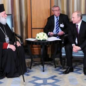 Ενδιαφέρον Πούτιν για την Ελλάδα λίγες ώρες πριν από την επίσκεψη Κοτζιά στηνΜόσχα