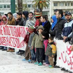 «Οργή, καθώς η Ελλάδα στέλνει τους πρόσφυγες της στηΓερμανία»