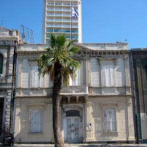 ΣΜΥΡΝΗ: Η ελληνική σημαία κυματίζει σ΄ ένα ερείπιο! Η απίστευτη ιστορία του Προξενείουμας
