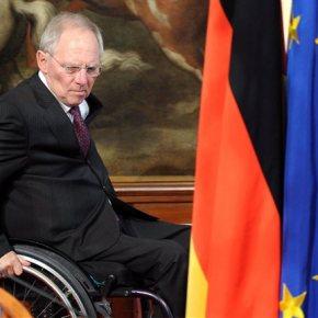 Σόιμπλε: «Μαθήματα» διαπραγμάτευσης… γερμανικό«ΟΧΙ»