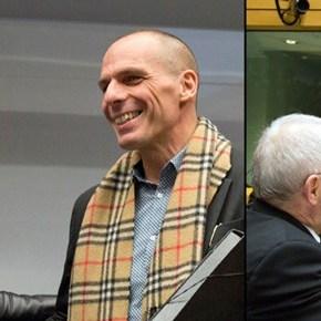 ΚΡΙΣΙΜΕΣ ΔΙΑΒΟΥΛΕΥΣΕΙΣ Η μονομαχία Αθήνας – Βερολίνου ξεκίνησε – «Μαύρα σύννεφα» για την Ελλάδα στοEurogroup