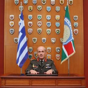 Το βιογραφικό του νέου Αρχηγού ΓΕΣ ΒασίλειουΤελλίδη