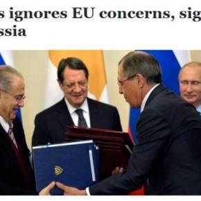 Τρέμουν τα τουρκάκια τις συμφωνίες Πούτιν-Αναστασιάδη..