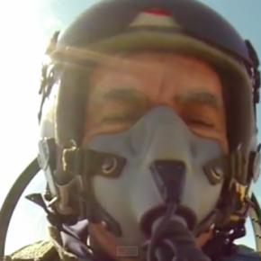 «Τράβηξε» και βίντεο την πτήση-πρόκληση στο Αιγαίο ο αρχηγός της τουρκικής αεροπορίας! Δείτε τοΒιντεο