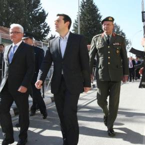 Κραυγάζει για Ίμια και Κυπριακό ο Έρογλου…Ενώ ο Τσίπρας μίλησε για Εισβολή &Κατοχή!