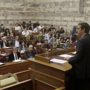 Εγκρίθηκε η συμφωνία από την πλειοψηφία της Κ.Ο. τουΣΥΡΙΖΑ