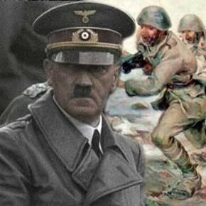 Τι είχε πει ο Χίτλερ για τους Έλληνες και το πώς στέκουν μπρος τοΘάνατο!