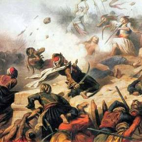 Ο ρόλος των Μεγάλων Δυνάμεων στην ΕλληνικήΕπανάσταση