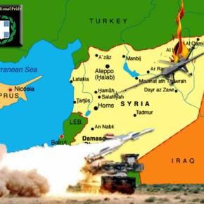 Στρατιωτική εμπλοκή Συρίας καιΤουρκίας