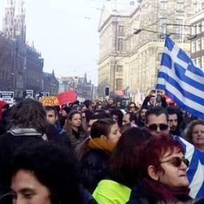 Μεγάλη διαδήλωση υπέρ της Ελλάδας σήμερα στοΒερολίνο