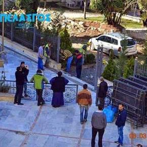 Ο Ράμα ακολουθεί τα χνάρια του Χότζα, βανδαλίζει τον Ορθόδοξο Καθεδρικό Ναό στο κέντρο των Τιράνων(ΦΩΤΟ)