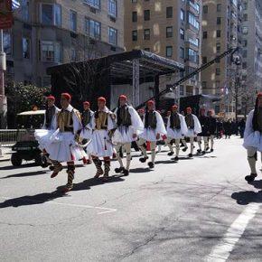Παρουσία Καμμένου & του Δημάρχου της Νέας Υόρκης η Παρέλαση στην 5η Λεωφόρο(φώτο καιvideo)