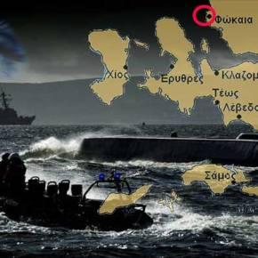«Στο μικροσκόπιο» η κινητικότητα των τουρκικών ενόπλων δυνάμεων τις τελευταίες ώρες – Προβληματίζουν οι πτήσειςUAV