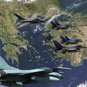 Δύο Ελληνικά μαχητικά κυνήγησαν έξι (6) Τούρκικα …Που «παραπονιούνται!»