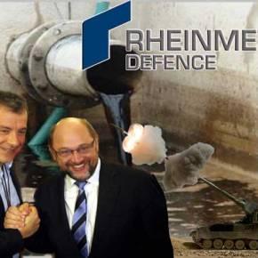 Π.Καμμένος για τη νέα γερμανική αλητεία: «H Rheinmetall και το «γερμανικό» Ποτάμι πίσω από τον ΜάρτινΣούλτς»!