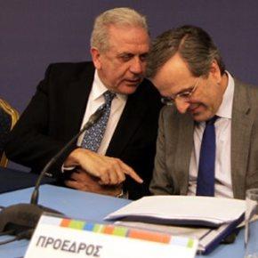 Νέα σενάρια στα εσωκομματικά του κόμματος-Παραιτήθηκε ο Αβραμόπουλος από αντιπρόεδρος τηςΝΔ
