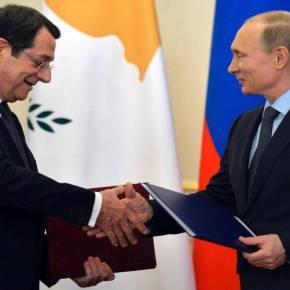 ΔΙΑΚΑΗΣ ΠΟΘΟΣ ΝΑ ΓΙΝΕΙ ΤΟ ΙΔΙΟ ΚΑΙ ΜΕ ΤΗΝ ΕΛΛΑΔΑ-Μόσχα για τη νέα στρατηγική σχέση με Κύπρο: «Αποκτήσαμε νέο σύμμαχο με τον οποίο μας ενώνει η Ορθοδοξία και όχι άλλοιλόγοι»