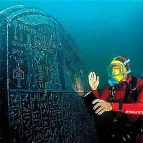 ΒΙΝΤΕΟ: Ανακαλύφθηκε βυθισμένη πόλη που ένωνε την Αρχαία Ελλάδα με τηνΑίγυπτο