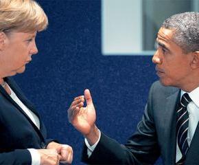 ΤΗΛΕΦΩΝΙΚΗ ΕΠΙΚΟΙΝΩΝΙΑ – Ηχηρή παρέμβαση Ομπάμα σε Μέρκελ: Βρείτε ρεαλιστική λύση για τηνΕλλάδα