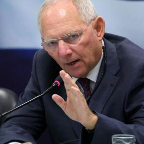 Εκπληξη από Σόιμπλε: Η Ελλάδα δεν είναι «χαμένηυπόθεση»