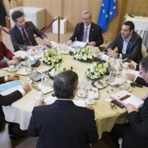 Διαβάστε το κοινό ανακοινωθέν των «οκτώ»Συμβιβασμός στις Βρυξέλλες | Δέσμευση ότι δεν θα υπάρξειGrexit