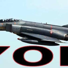 Υποψίες για σαμποτάζ του Ισραήλ στα πολεμικά αεροσκάφη τηςΤουρκίας
