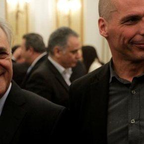 Bild: Ο Βαρουφάκης φεύγει – ο Δραγασάκης έρχεται «Ο Γιάνης Βαρουφάκης δεν μετέχει στις συναντήσεις για τηνκρίση»