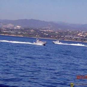 Άσκηση της Διοίκησης Ναυτικού & των Ειδικών Δυνάμεων του ΓΕΕΦ(φώτο)