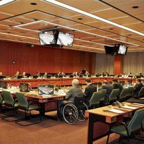 Κομισιόν: Στο Eurogroup δεν θα ληφθούν αποφάσεις Χωρίς εκπλήρωση των δεσμεύσεων δεν υπάρχει εκταμίευση κεφαλαίων, ξεκαθαρίζει ο αντιπρόεδρος τηςΚομισιόν.