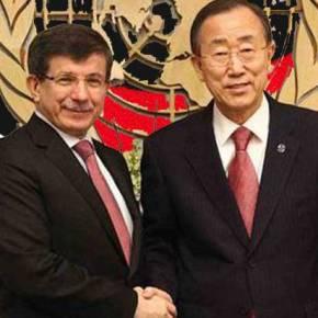 Συνάντηση Νταβούτογλου με τον γ.γ. του ΟΗΕ… Στην Ατζέντα τοΚυπριακό…