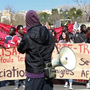 Η Ελλάδα διαδήλωσε κατά τουρατσισμού