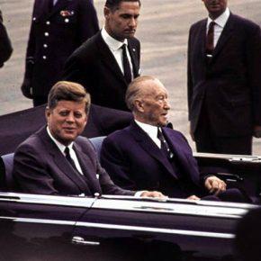 Ο Κένεντι «πρόσφερε» στους Γερμανούς την Ελλάδα. Μια αδιευκρίνιστη πρόταση, που αρνήθηκαν οι Γερμανοί για να μην επιβαρύνουν τον προϋπολογισμότους!