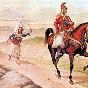Το χαστούκι του Τούρκου στον Κολοκοτρώνη και ο όρκος του ανήλικου τότεΘοδωράκη…